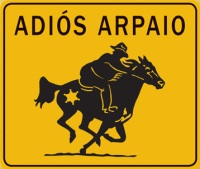 It's time to say Adios to Sheriff Joe Apraio - Maricopa County's worst sheriff and the worst sheriff in the world - Adiós Arpaio